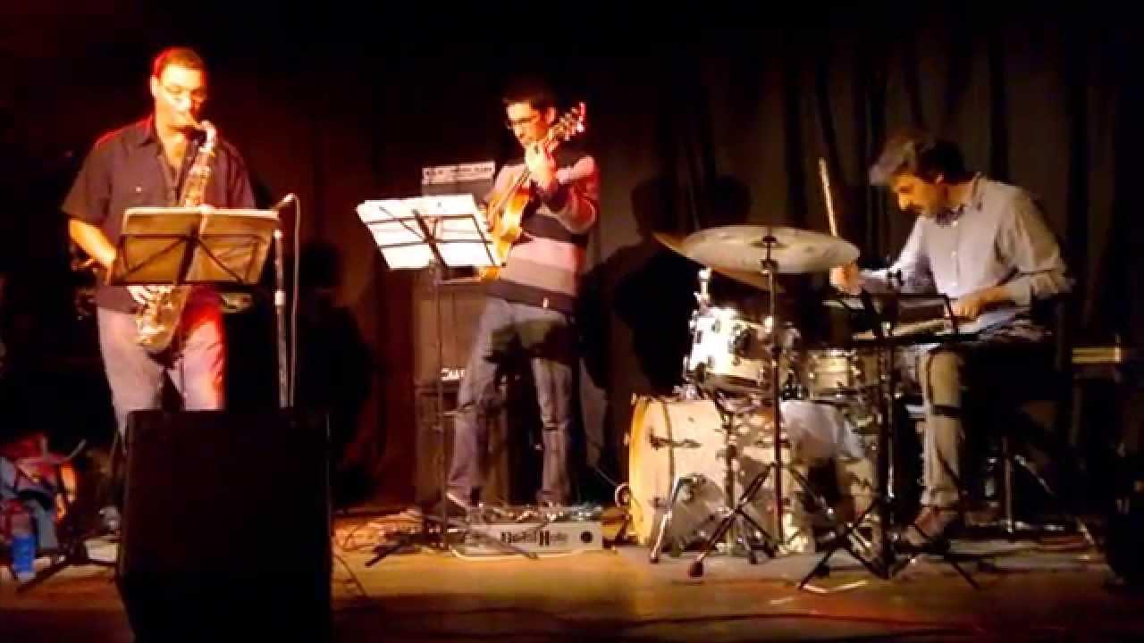 Pipi Piazzolla con nuevo disco en Trio | Argentjazz