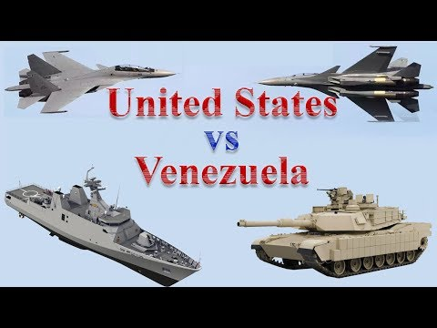 United States vs Venezuela Military Power 2017