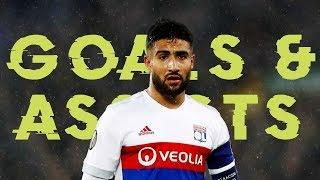 Nabil Fekir • All 23 Goals & 8 Assists • 2017/18
