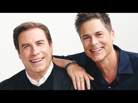 John Travolta & Rob Lowe - Actors on Actors - Full Conversation