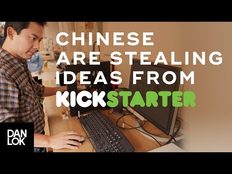 The Chinese Are Stealing Ideas From Kickstarter | The Art of Selling to Affluent Chinese Ep. 10