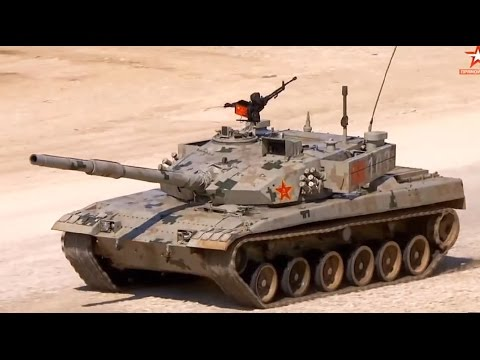 "International Army Games August 6, 2016  ""Tank Biathlon"" Day 7 Race 12"