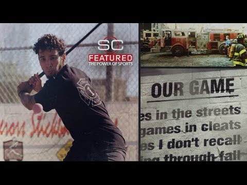 Sons honor father's memory with stickball | SC Featured | ESPN