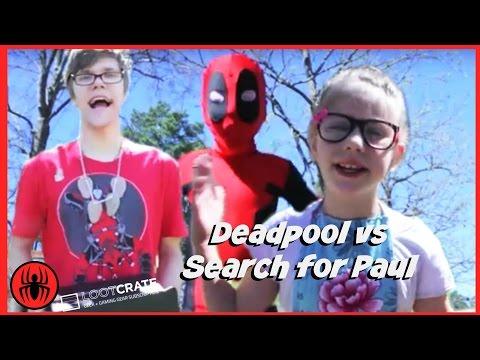 Baby Heroes 3: Paul Kidnapped! Kid Deadpool, Supergirl Superheroes fun in real life | SuperHero Kids