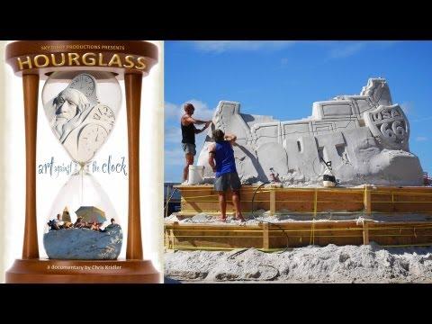 Hourglass - sand sculptors battle the clock (documentary)