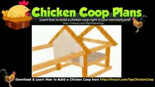 Tractor Chicken Coops - Portable Chicken Coop Plans