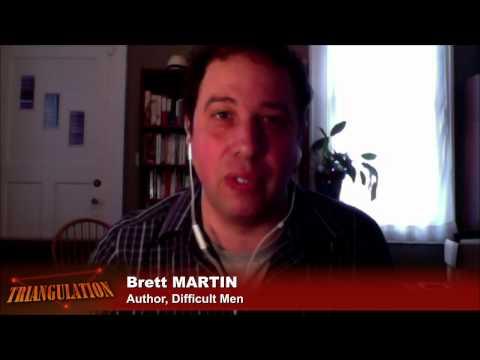 Triangulation 139: Brett Martin and Difficult Men