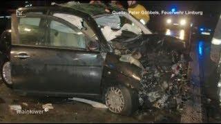 Limburg - Drei JVA-Beamte nach Geisterfahrer-Unfall vor Gericht