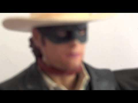 NECA Lone Ranger & Tonto Review
