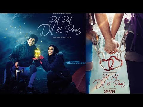 pal-pal-dil-ke-paas-|-2019-trailer-song-|-sunny-deol,-karan-deol-|