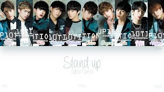 Video [KAN|ROM|ENG] UP10TION (업텐션) - Stand up (Color Coded Lyrics) download MP3, 3GP, MP4, WEBM, AVI, FLV Maret 2018