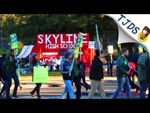 Oakland Teacher Strike!