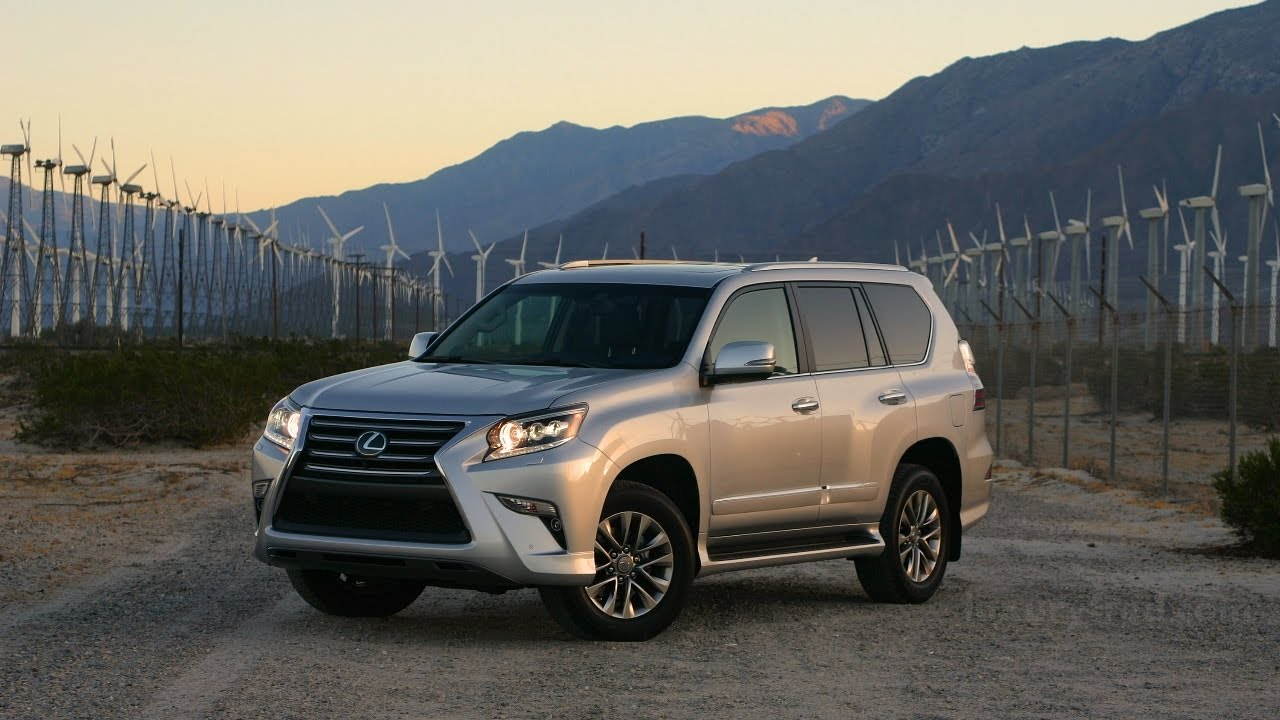 2016 LEXUS GX 460 - Full drive test and SUV review