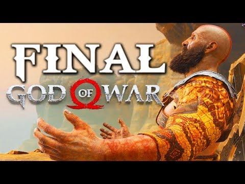 GOD OF WAR FINAL **IMPRESIONANTE**