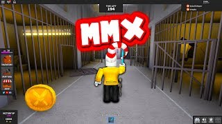 FIRST TIME PLAYING MMX! (Roblox Murder Mystery X)