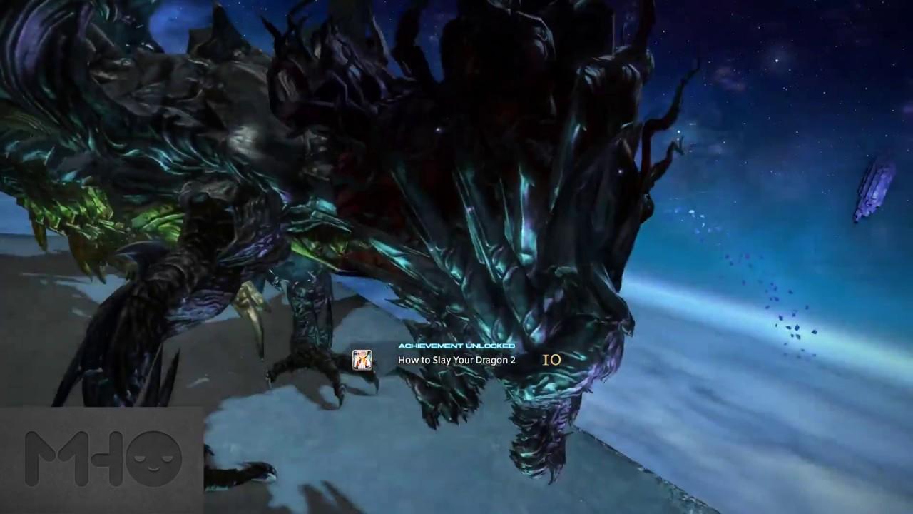 FFXIV: Shinryu Extreme My First Clear