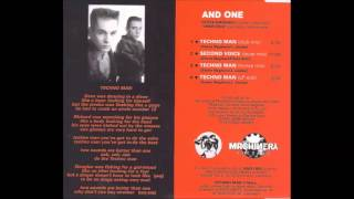 And One - Second Voice (Teuer Mix) (Machinery Records, 1991)