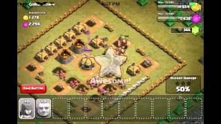 Clash of Clans Gobbotown TH level 3
