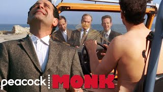Monk and the Naked Man   Monk
