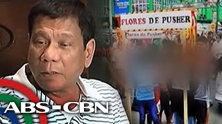 TV Patrol: Duterte, handang suportahan ang Tanauan mayor sa