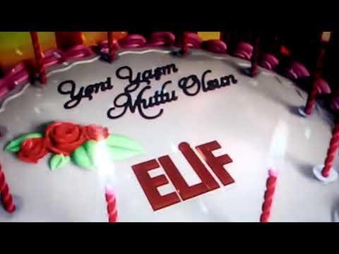 Doğum günün kutlu olsun şarkısı-DENİZ