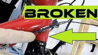 IN DEPTH Used Bicycle Check - Road And Mountain Bike. Buyers Guide.