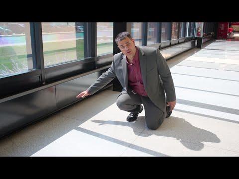Huntington North High School Problems Tour - Foundation & Sewage