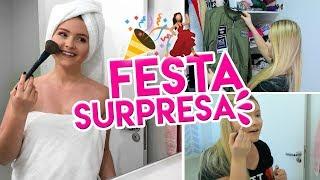 ARRUME-SE COMIGO PARA FESTA SURPRESA!!!!🎉 💕 ‹ Morgana Santana ›
