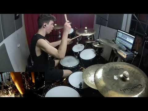 Benighted - Martyr - Drum Cover By Krzysztof Klingbein