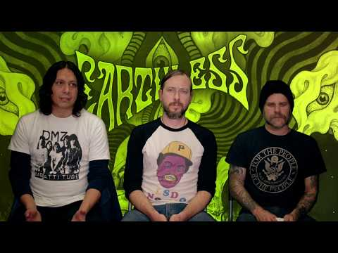 EARTHLESS - Genres and Where Earthless Fits (EXCLUSIVE TRAILER)