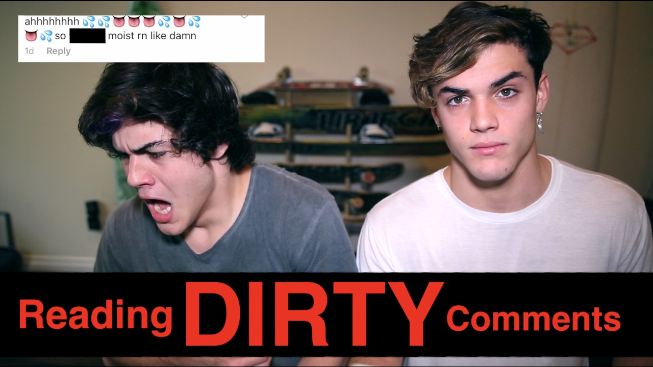 reading-dirty-comments
