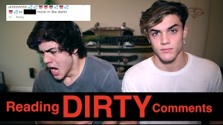 Reading DIRTY Comments!