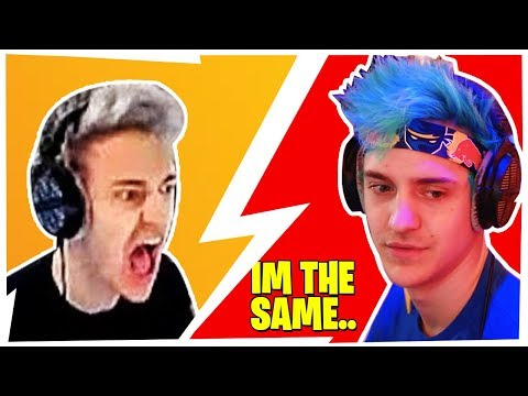 NINJA RESPONDS TO PEOPLE SAYING THAT THEY WANT OLD NINJA BACK!