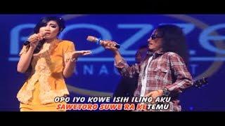 Melinda & Memed MJ - Ketemu Sedhelo [Official Music Video]