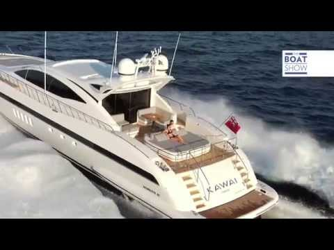 [ENG]  MANGUSTA 92 - The Boat Show