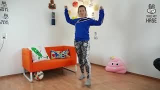 СУПЕРСЕТ || Tanz mit Hase - Тренировка На Каждый День || Часть 1