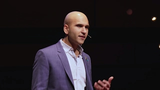 Why Colleges Should Stop Using Textbooks | Naseem Saloojee | TEDxQueensU