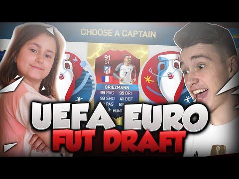 FIFA 16 EM FUT DRAFT MIT KLEINER SCHWESTER