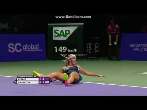 Dominika Cibulková sa stala víťazkou MS WTA Tour v Singapure