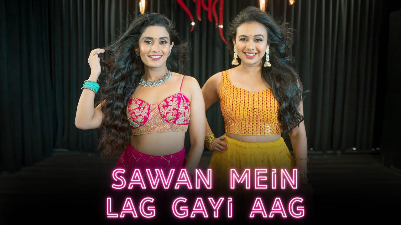 Sawan Mein Lag Gayi Aag | Ginny Weds Sunny | Yami, Vikrant, Mika |Team Naach Choreography