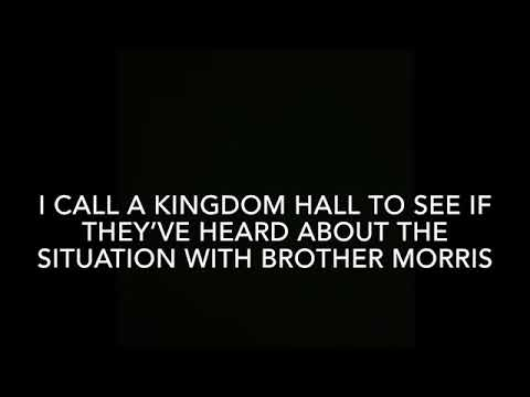 Call to Kingdom Hall About Tony Morris Drinking Problem ~ Shocking Conversation Jehovah's Witnesses