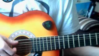 На заключительных аккордах видеоурок гитара