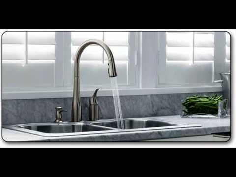 on stainless kohler motif down faucet savings shop vibrant faucets kitchen amazing simplice handle pull