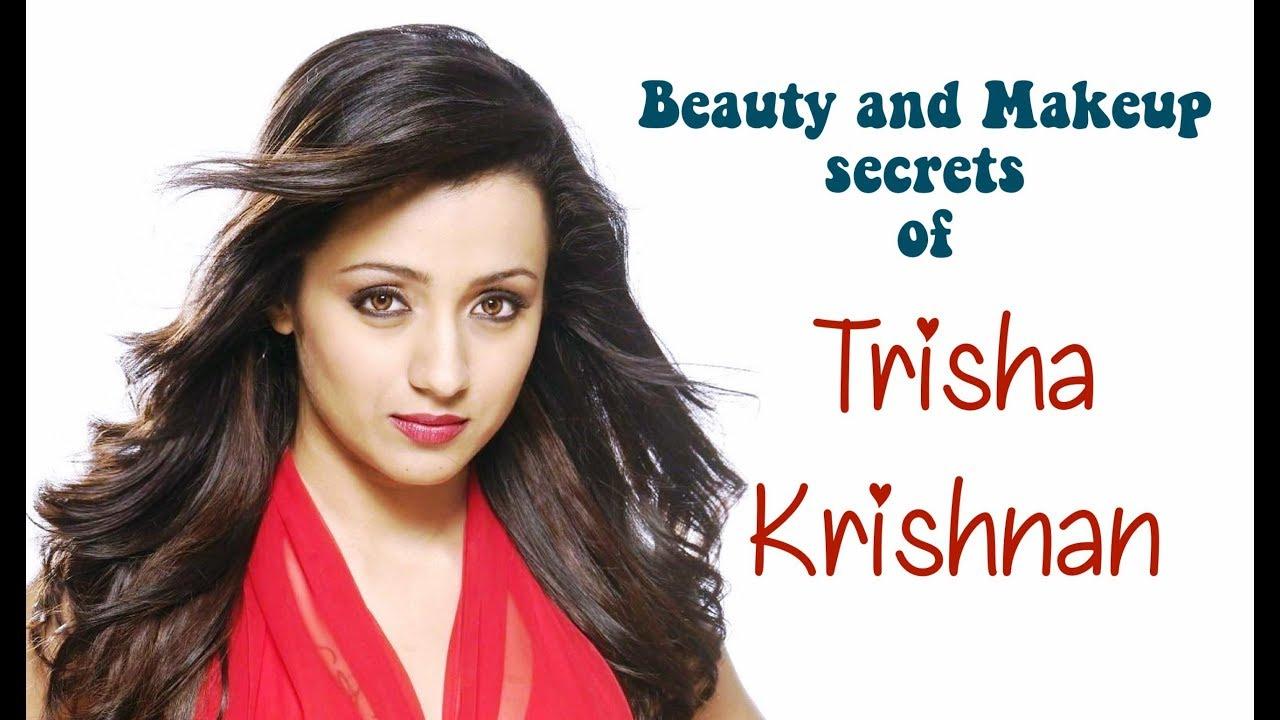 Beauty and Makeup secrets of Trisha Krishnan I JYOT RANDHAWA