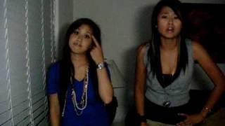 "LLOYD ""Girls Around The World""  (COVER) REMIX by ERIKA DAVID & JILLIANJOYCEEE"