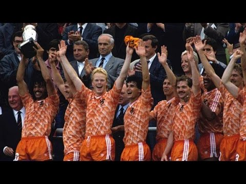 Football's Greatest International Teams .. Netherlands 1988