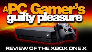 Xbox One X - A PC Gamers Guilty Pleasure - Xbox One X Review 4K60