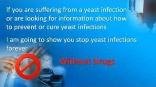 Yeast Infection and Candida - Holistic  for Yeast Infection