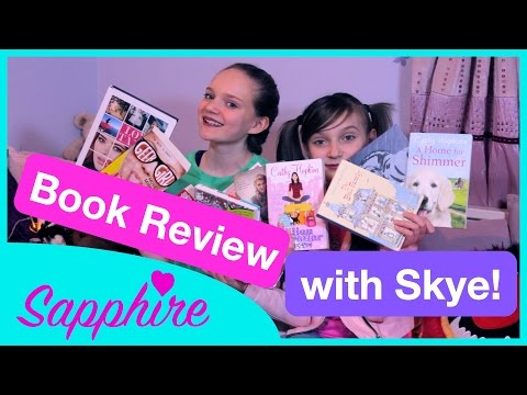 Book Review with Skye | Sapphire