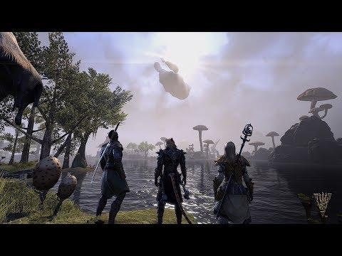 The Elder Scrolls Online: Morrowind будет добавлен в Xbox Game Pass